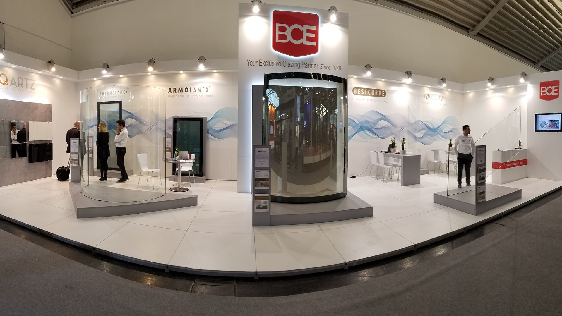 BCE is at BAU 2019 Exhibition