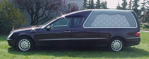 Picture of Funeral Car
