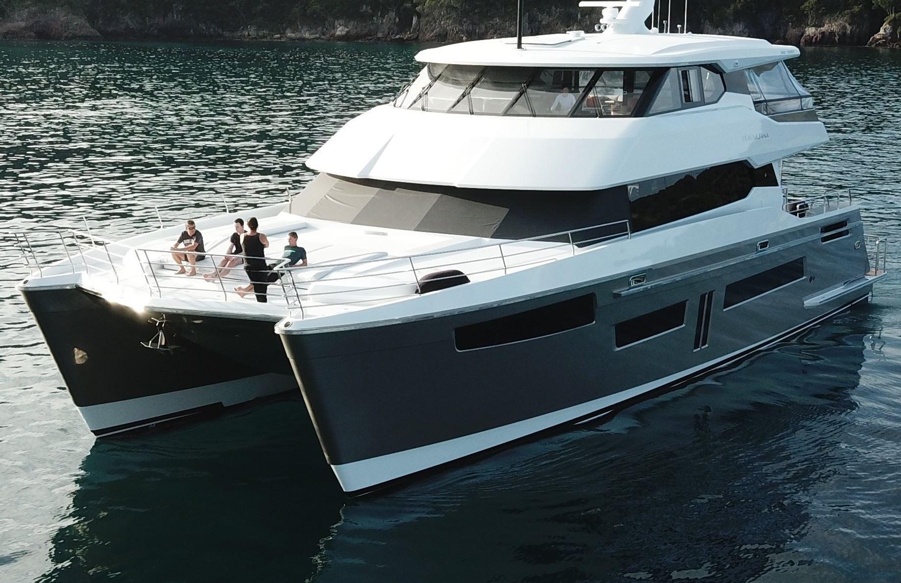Pachoud Yachts -  PY57