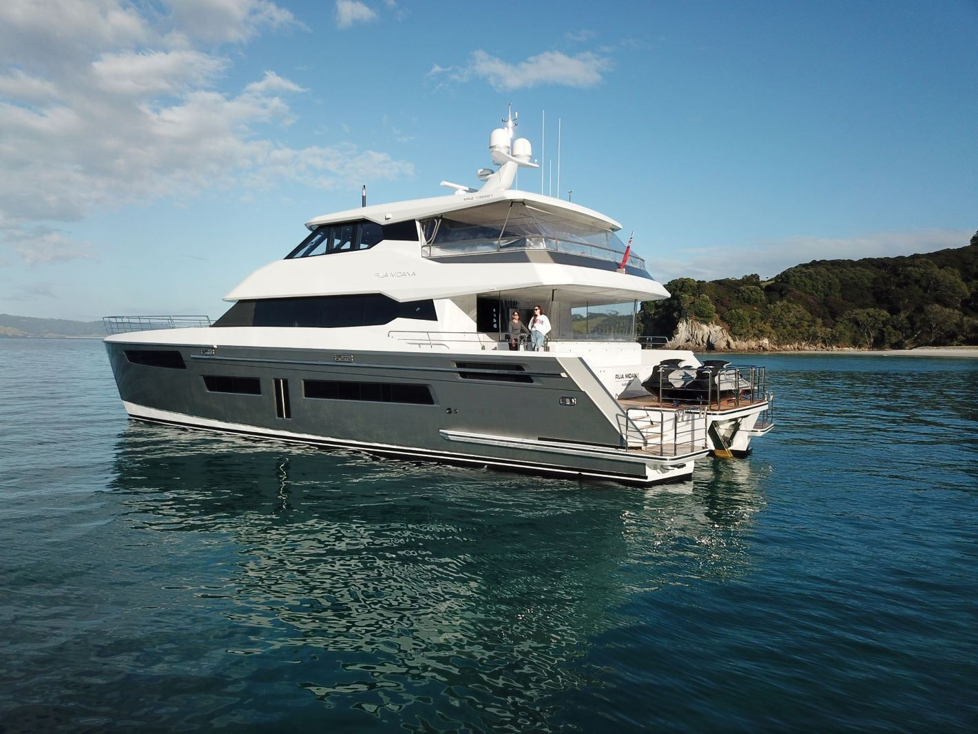 Picture of Pachoud Yachts -  PY57